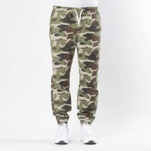 Pants Mass Denim Joggers Sneaker Fit Signature woodland camo