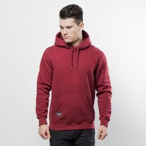 Phenotype sweatshirt Statement Hoodie crimson