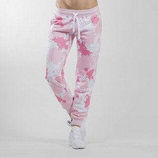 Prosto Girls Sweatpants Camo pink