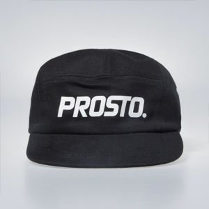 Prosto KLASYK 5Panel Fatcap Strict black