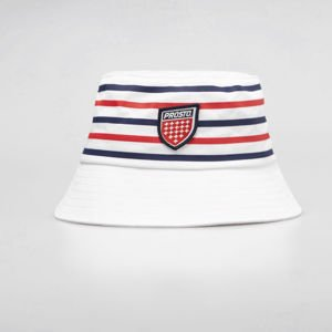 Prosto Klasyk Bucket Hat Capital white