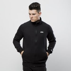 Prosto Klasyk Sweatshirt Costela Zip black