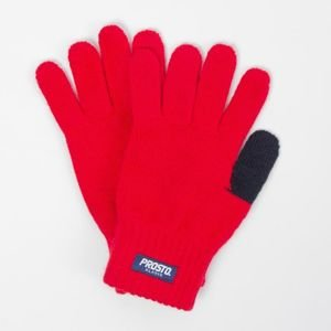Prosto Klasyk gloves Classic red