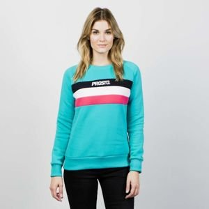 Prosto Klasyk women sweatshirt Crewneck Happy mint