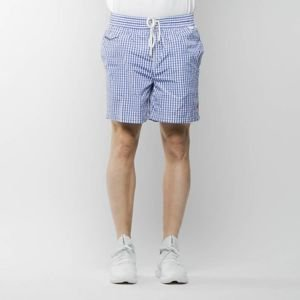 Ralph Lauren shorts Traveler Short blue gingham