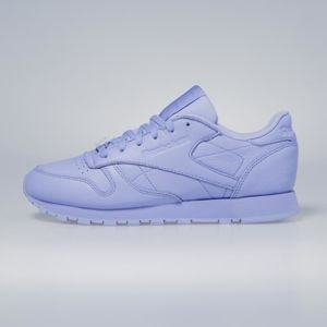 Reebok Classic WMNS Leather L grit - lilac glow / sleek met BS7913