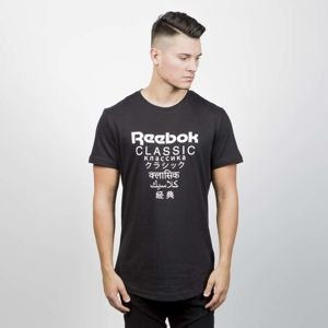 Reebok Classics t-shirt GP Longer Tee black