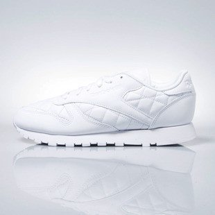 Reebok WMNS Classic Leather Quilted white (AR1262)
