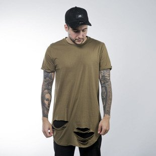 Sixth June t-shirt Sixth June khaki (M1783VTS-KAKI)