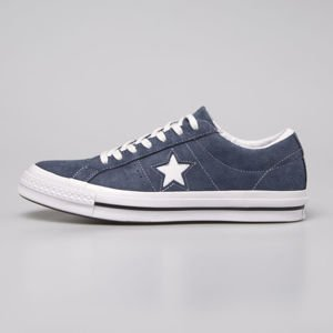 Sneakers Converse One Star OX navy / white / white (158371C)