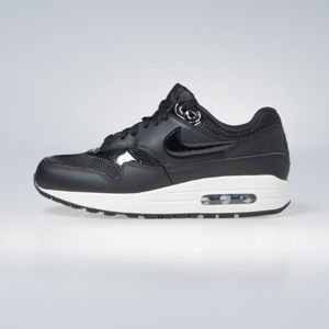 Sneakers Nike WMNS Air Max 1 black / black-black-summit white (319986-039)