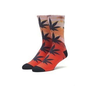 Socks HUF Digital Plantlife Crew Sock sierra