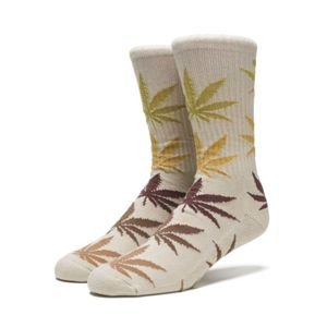 Socks HUF Fader Plantlife Crew Socks natural