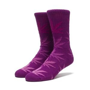 Socks HUF Fader Plantlife Crew Socks purple