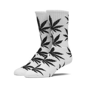 Socks HUF Plantlife Crew Sock white