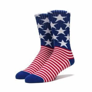 Socks HUF Stars N Pipes Crew Socks america