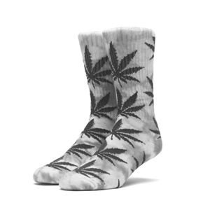 Socks HUF Tiedye Plantlife Crew Sock - grey