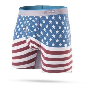 Stance The Boxer Brief Bicentennial red
