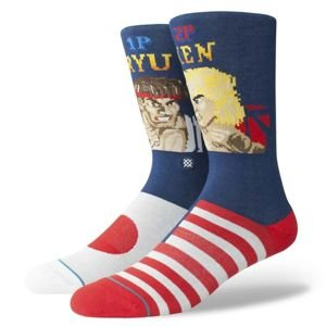 Stance socks Anthem Ryu vs Ken navy M545A18RYU