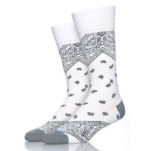 Stance socks Barrio white M200B14BAR