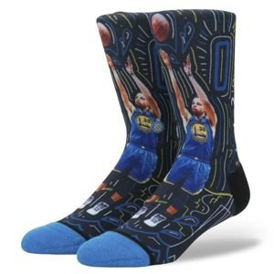 Stance socks NBA Legends Curry Sketchbook blue M558D17CUR