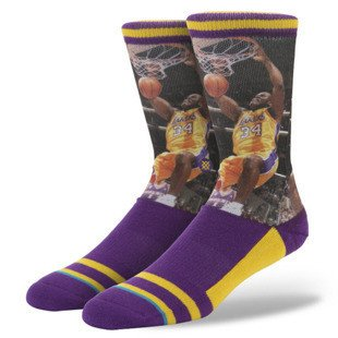 Stance socks S. O'Neal purple M3150SON