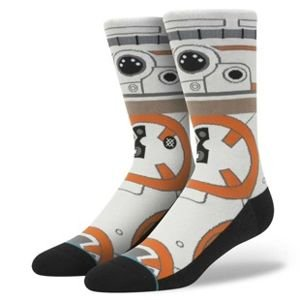 Stance socks Star Wars Thumbs Up M545D16THU-NAT natural
