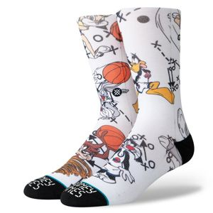 Stance socks Tunes white M545D18LOO