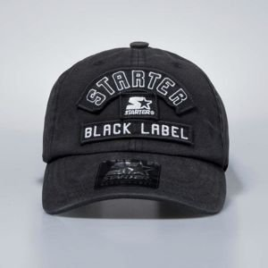 Starter BLACK LABEL starpback Carter Pitcher Cap black ST-CARTER-3055-PT