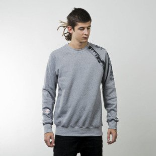 Stoprocent crewneck BBKS CS16 melange grey