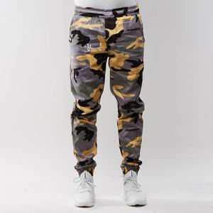 Stoprocent pants Jogger Classic camo green