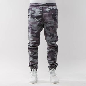 Stoprocent pants Jogger Classic camo grey