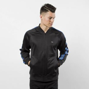 Stussy Poly Track Jacket black