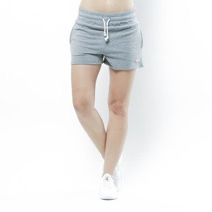 Stussy Puff Stock Gym Shorts grey WMNS