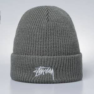 Stussy Stock HO17 Cuff Beanie light green