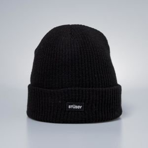 Stussy Watch FA17 Cuff Beanie black
