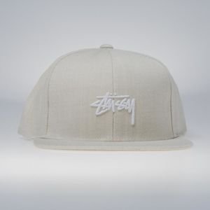 Stussy snapback Stock FA17 Cap wheat
