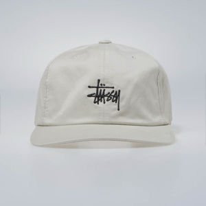Stussy strapback Stock Low Pro Cap tan