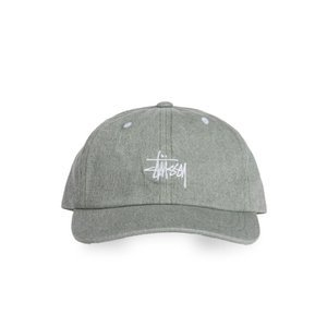 Stussy strapback Washed Stock Low Pro Cap dusty pink