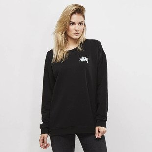 Stussy sweatshirt 8 Ball Crew black WMNS