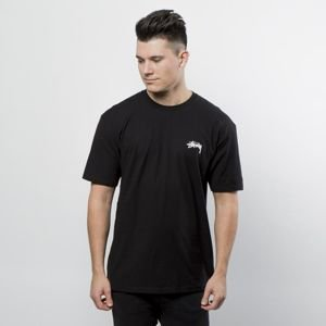 Stussy t-shirt BlackJack Tee - black