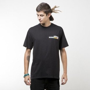 Stussy t-shirt Color Bar black