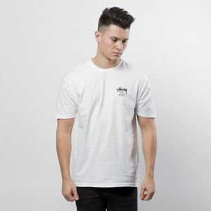Stussy t-shirt Don't Scratch Tee - white