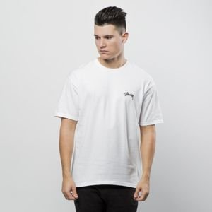 Stussy t-shirt Sounds System Tee white