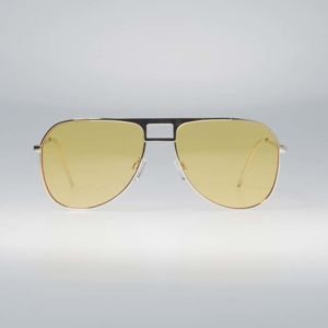 Sunglasses Vans Hayko Shades gold - yellow