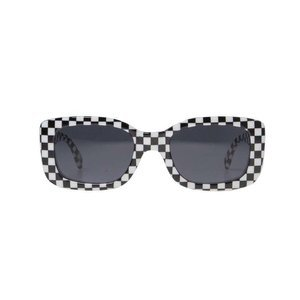 Sunglasses Vans Keech Shades black-white