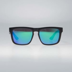 Sunglasses Vans Squared Off black / green