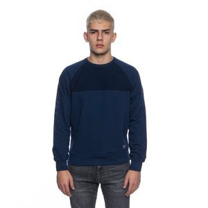 Sweatshirt Backyard Cartel Swish Crewneck navy SS2017