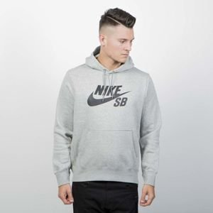 Sweatshirt Nike SB Mens Homme hrey heather (AJ9733-063)