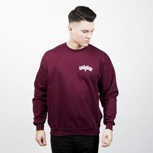 Sweatshirt Thrasher Racing Crewneck Crew Fleece maroon